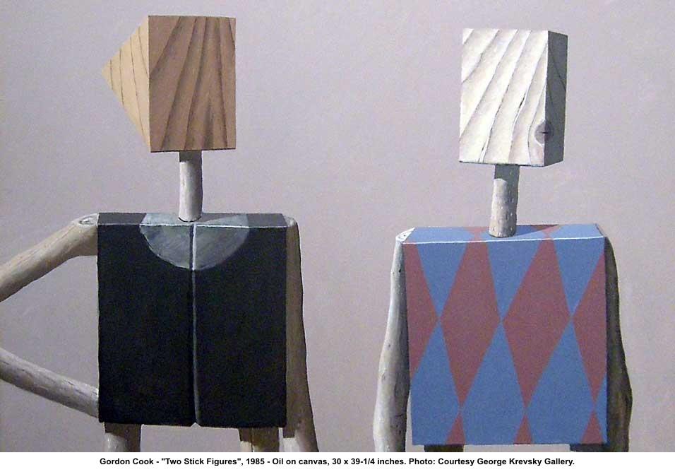 Gordon-Cook-Two-Stick-Figures