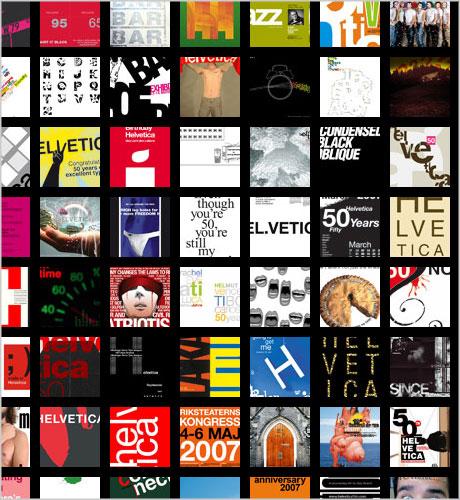 helvetica-poster-designs