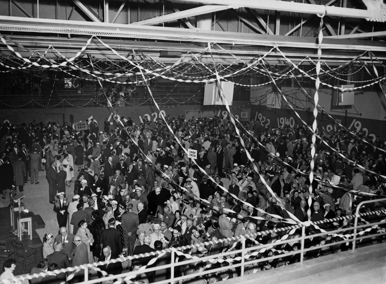 50th School Anniversary Celebration (1959.)