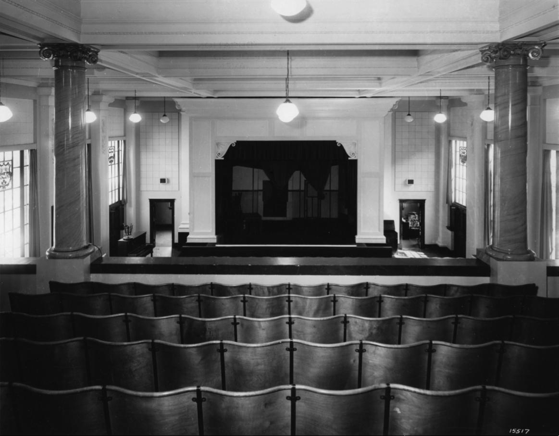 School Auditorium – View 1