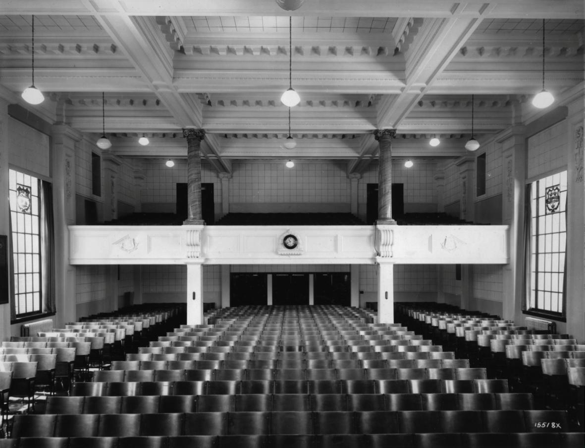 School Auditorium – View 2